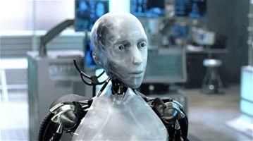 Já, robot - robot Sonny