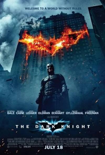 Temný rytíř - plakát