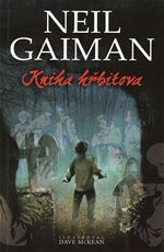 Kniha hřbitova Neil Gaiman