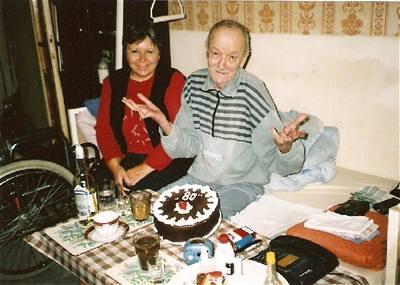 Jozef Kuchár oslavuje 80. narozeniny