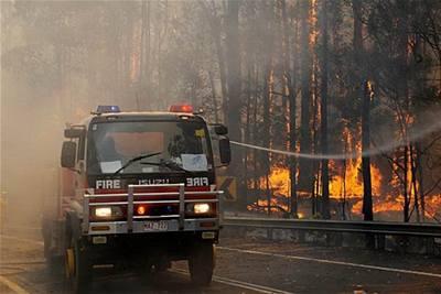 Švehla - Austrálie - požáry 1