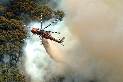 Švehla - Austrálie - požáry 2