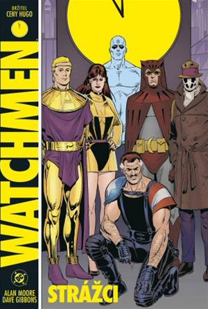 Watchmen Strážci Moore Gibbons