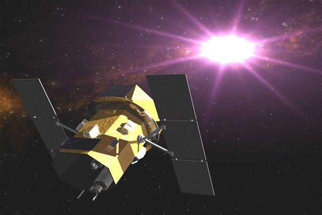 Americká družice SWIFT