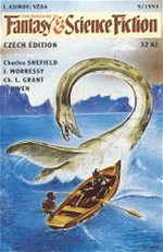 Fantasy & Science Fiction 1993/05 5/1993