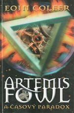 Artemis Fowl a časový paradox Eoin Colfer
