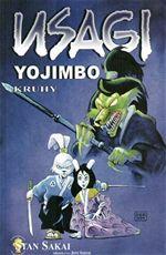 Usagi Yojimbo Kruhy Tan Sakai