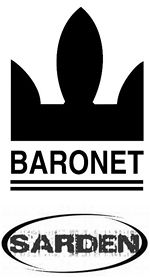 Baronet Sarden logo