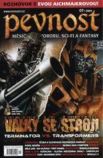 Pevnost 7/2009 války se stroji