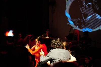 Jenda - Arndt Gockisch - argentinsk� tango 2