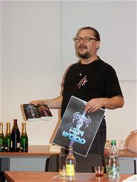 Jiří W. Procházka, křest Ken Wooda, Fénixcon 2008