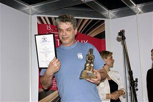 Ji�� Pilch, ceny ASFFH za rok 2008