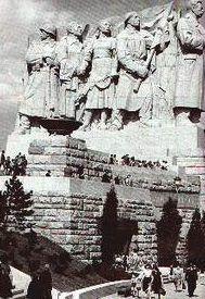 Stalin�v pomn�k