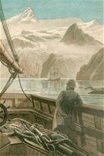Z�hadn� dobrodru�stv� velryb��sk� lodi Jules Verne P��b�hy Jeana-Marie Cabidoulina
