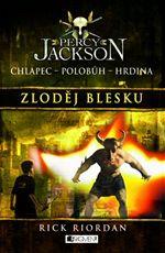 Percy Jackson Zloděj blesku Riordan