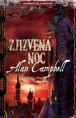 Zjizvená noc Alan Campbell