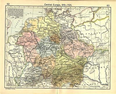 1. Země české 919-1125