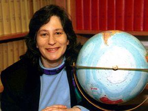 Susan Solomon, duchovní matka ozonové díry. Kredit: NOAA