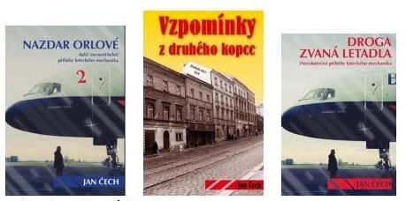 knihy Honzy Čecha