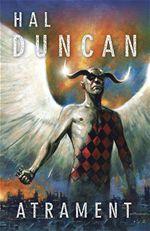 Atrament Kniha všech hodin Hal Duncan