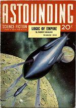 Logika impéria Astounding Heinlein