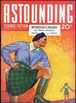 Metuzalémovy děti Astounding Heinlein