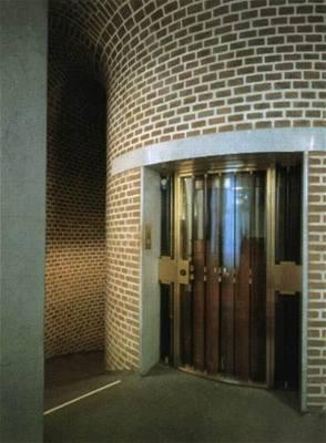 Plečnik - výtah