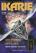 Ikarie 10/1991 Jack Williamson D�ti Slunce