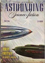 Murray Leinster První kontakt Astounding May 1945