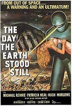 Bates stood still Earth 1951 the day 2