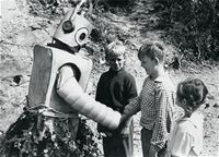 Planeta Eden robot Emil