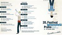20. festival spisovatelů praha  kacířství a rebelie