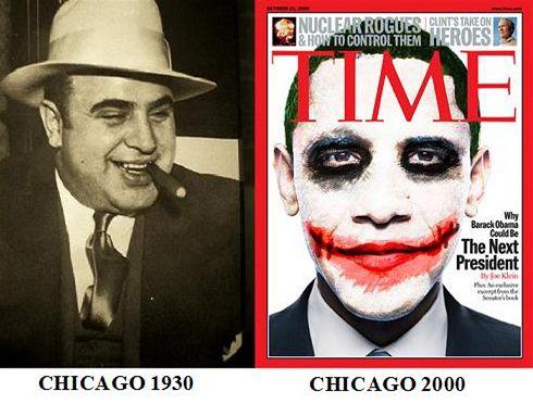 Obama - Joker