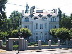 Chocholova vila