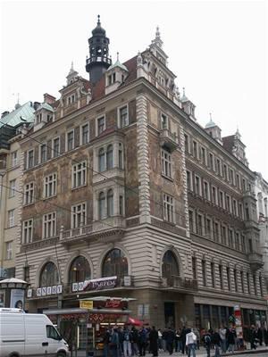 Wiehlův dům 1