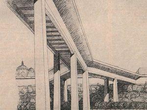 Kozák - Nuselský most 1938