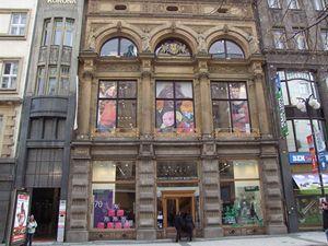 Haasův obchodní dům 1