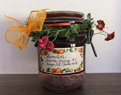 Vydražená marmeláda, archiv Matylda