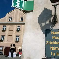 Cesta k Muzeu Zdeňka Buriana