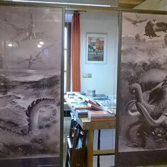 V Muzeu Zdeňka Buriana 6