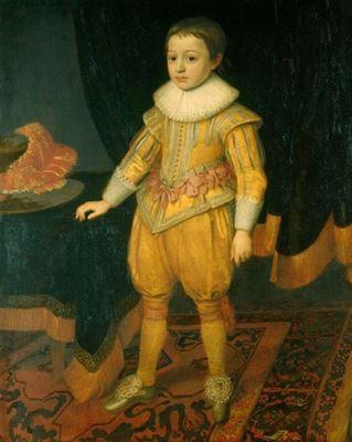 Rupert- child