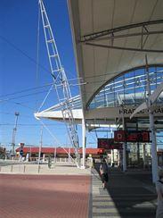 Kotas - Autobusové nádraží