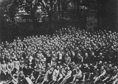 �e�t� dobrovolci v srbsk� arm�d�