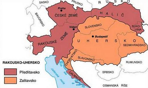 Du�ln� ��e Rakousko-Uhersko