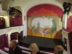 Balšánek-divadlo