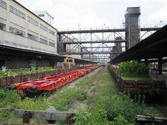 Nákladové nádraží Žižkov 7