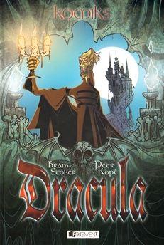Dracula Petr Kopl obal