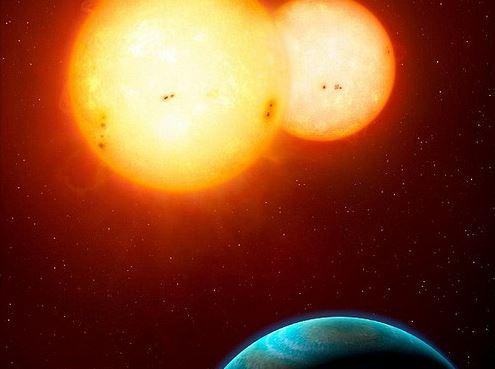 Kepler 16 a 34