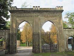 Brána do Stromovky