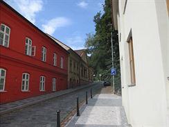 Gotthardská ulička